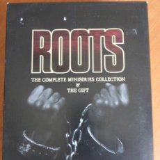 Series de TV: ROOTS THE COMPLETE COLLECTION (DVD BOX) - BUEN ESTADO. Lote 211858560