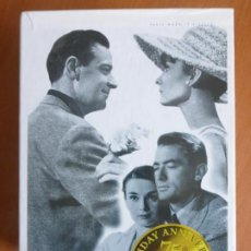 Series de TV: AUDREY HEPBURN 75 BIRTHDAY ANNIVERSARY SPECIAL COLLECTION 5 DVD BOX SET - BUEN ESTADO. Lote 211859100