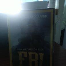 Series de TV: NATIONAL GEOGRAPHIC LOS SECRETOS DEL FBI PRECINTADA. Lote 211894173