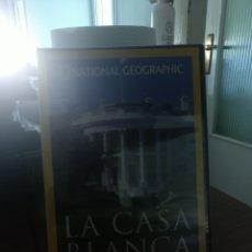 Series de TV: NATIONAL GEOGRAPHIC LA CASA BLANCA PRECINTADA. Lote 211894371