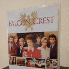 Series de TV: DVD FALCON CREST -PRIMERA TEMPORADA COMPLETA- DESCATALOGADA. Lote 211973526