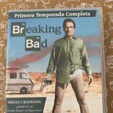 Series de TV: BREAKING BAD T1. Lote 211983015