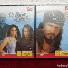 Séries TV: EL CUERPO DEL DESEO. 1 Y 2. Lote 212250540