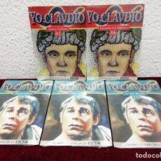 Series de TV: YO, CLAUDIO. Lote 212250710