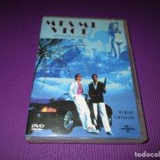 Series de TV: MIAMI VICE ( CORRUPCION EN MIAMI / PRIMERA TEMPORADA ) - 8 DVD - 81857 - UNIVERSAL. Lote 213100941