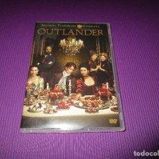 Séries TV: OUTLANDER ( SEGUNDA TEMPORADA COMPLETA ) - 6 DVD - 10109S - SONY. Lote 213102677