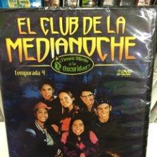 Serie di TV: EL CLUB DE LA MEDIANOCHE TEMPORADA 4 [ DVD ] - PRECINTADO -. Lote 213176435