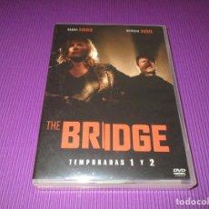 Series de TV: THE BRIDGE ( TEMPORADAS 1 Y 2 ) - 8 DVD - F5 SES 6390509 - DIANE GRUGER - DEMIAN BICHIR. Lote 213232017