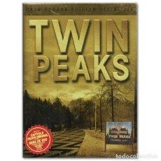 Séries de TV: TWIN PEAKS CAJA DORADA EDICIÓN DEFINITIVA DVD. Lote 213378633