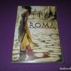 Series de TV: ROMA ( SEGUNDA (2) TEMPORADA COMPLETA ) - 5 DVD - HBO. Lote 213655402