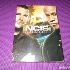 Series de TV: NCIS ( LOS ANGELES / LA TERCERA TEMPORADA ) - DVD - 61890 - PARAMOUNT - PRECINTADA. Lote 213655872