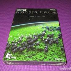 Series de TV: PLANETA TIERRA COMO NUNCA LO HAS VISTO ( LA SERIE COMPLETA ) - DVD - PRECINTADA. Lote 213656568