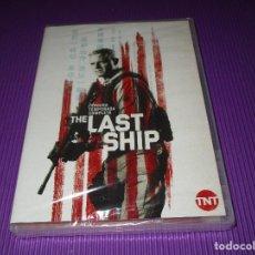 Series de TV: THE LAST SHIP ( TERCERA (3) TEMPORADA COMPLETA ) - DVD - F5-SES 7975009 - WARNER - TNT - PRECINTADA. Lote 213657215