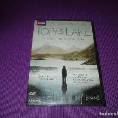 Series de TV: TOP OF THE LAKE - DVD - BBC - PRECINTADA - EDICION NO ESPAÑOLA. Lote 213780587