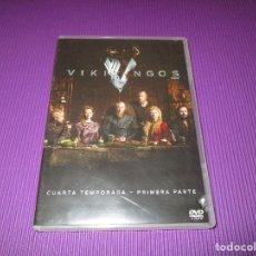 Series de TV: VIKINGOS ( CUARTA (4) TEMPORADA - PRIMERA PARTE ) - 3 DVD - F5-SES 6866209 - MGM. Lote 213948561