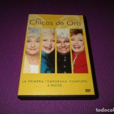 Series de TV: LAS CHICAS DE ORO ( LA PRIMERA (1) TEMPORADA COMPLETA ) - 4 DVD - TOUCHSTONE. Lote 213948811