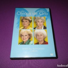 Series de TV: LAS CHICAS DE ORO ( SEGUNDA (2) TEMPORADA ) - 4 DVD - TOUCHSTONE. Lote 213948870
