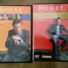 Series de TV: HOUSE, TEMPORADAS 1, 2, 3, 4. Lote 213961776