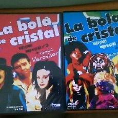 Series de TV: LA BOLA DE CRISTAL. EDICIÓN ESPECIAL Nº 1, 2, 3, 4, MAS DE 969 MINUTOS DE DIVERSION. Lote 213963322