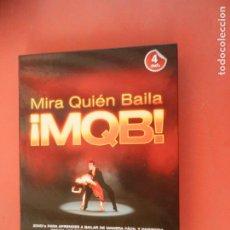 Series de TV: MIRA QUIE BAILA !MQB! 4 DVD,S PACK DE LUJO - MUY NUEVO. Lote 213972408