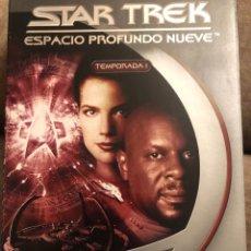 Series de TV: STAR TREK ESPACIO PROFUNDO NUEVE TEMPORADA 1. Lote 214054687