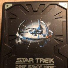 Series de TV: STAR TREK ESPACIO PROFUNDO NUEVE TEMPORADA 2. Lote 214054750