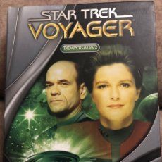 Series de TV: STAR TREK VOYAGER TEMPORADA 2. Lote 214054942