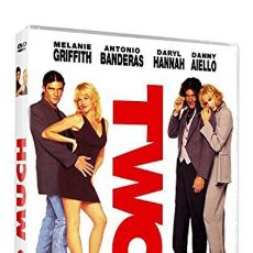 Series de TV: TWO MUCH. Lote 214114491
