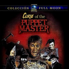 Series de TV: PUPPET MASTER 6: JUGUETES ASESINOS (CURSE OF THE PUPPET MASTER). Lote 214114506