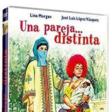 Series de TV: UNA PAREJA... DISTINTA. Lote 214114546