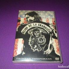 Series de TV: HIJOS DE LA ANARQUIA ( PRIMERA (1) TEMPORADA ) - 4 DVD - F5-SES 4069109. Lote 214410266
