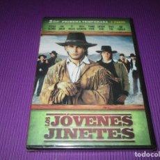 Series de TV: LOS JOVENES JINETES ( PRIMERA (1) TEMPORADA - 2ª PARTE ) - 3 DVD - LL2219 - PRECINTADA. Lote 214411090