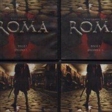 Series de TV: ROMA TEMPORADA UNO, COMPLETA. Lote 214459118