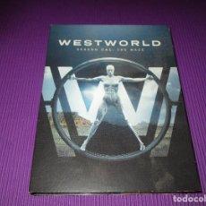 Series de TV: WESTWORLD ( SEASON ONE : THE MAZE ) - 3 DVD - WARNER BROS - EDICION NO ESPAÑOLA. Lote 214498175