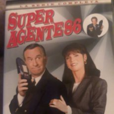 Serie di TV: EL NUEVO SUPERAGENTE 86 - LA SERIE COMPLETA. Lote 214763180