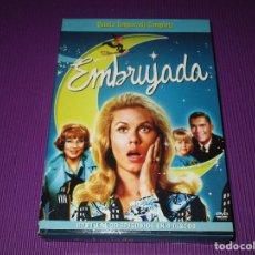 Series de TV: EMBRUJADA ( QUINTA (5) TEMPORADA COMPLETA ) - 4 DVD - 04331 - SONY - SAMANTHA - DARRIN. Lote 214899862