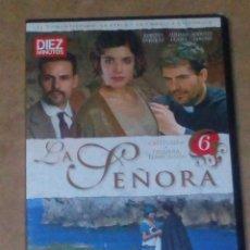 Series de TV: VENDO DVD (LA SEÑORA), CAPITULO 6, 1ª TEMPORADA (VER OTRA FOTO).. Lote 215134175