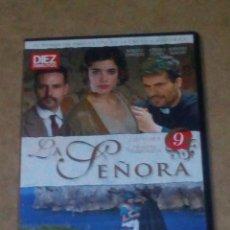 Series de TV: VENDO DVD (LA SEÑORA), CAPITULO 9, 1ª TEMPORADA (VER OTRA FOTO).. Lote 215134213