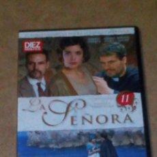 Series de TV: VENDO DVD (LA SEÑORA), CAPITULO 11, 1ª TEMPORADA (VER OTRA FOTO).. Lote 215134293
