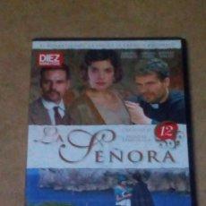 Series de TV: VENDO DVD (LA SEÑORA), CAPITULO 12, 1ª TEMPORADA (VER OTRA FOTO).. Lote 215134323