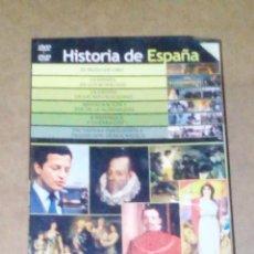 Series de TV: VENDO SERIE COMPLETA DOCUMENTAL EN 6 DVD + 6 DVD ROM (HISTORIA DE ESPAÑA), VER MAS FOTOS.. Lote 215134755