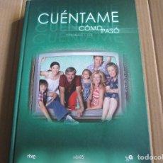 Series de TV: CUENTAME COMO PASO, TEMPORADAS 6-7-8 (15 DISCOS). Lote 215183550