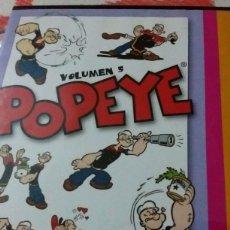 Series de TV: POPEYE /// /4 DVD CAPITULOS:::1---3--4---5《 《2009. Lote 215195266