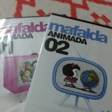Series de TV: MAFALDA ///2 DVD/// 1 Y 2 COLECCIÓN. Lote 215195912