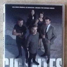 Series de TV: GIGANTES. DVD. ENRIQUE URBIZU. SERIE COMPLETA, TEMPORADAS 1 Y 2. CUATRO DISCOS. COMO NUEVO. Lote 215201621