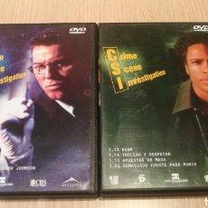 Series de TV: CSI LAS VEGAS , 1 TEMPORADA COMPLETA. Lote 216612102