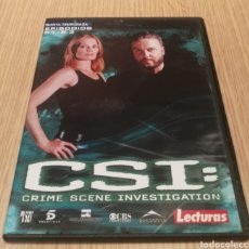 Series de TV: CSI LAS VEGAS , 5 TEMPORADA COMPLETA. Lote 216612203