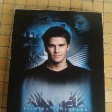 Series de TV: SERIE ANGEL TEMPORADA PRIMERA 6 DVD EPISODIOS 1 - 22 - DVD'S PERFECTOS. Lote 217570380
