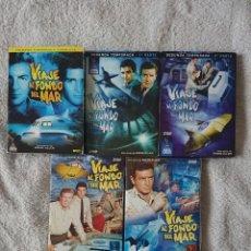 Series de TV: VIAJE AL FONDO DEL MAR TEMPORADAS 1. 2 Y 3 DVD PAL CASTELLANO. Lote 218103386