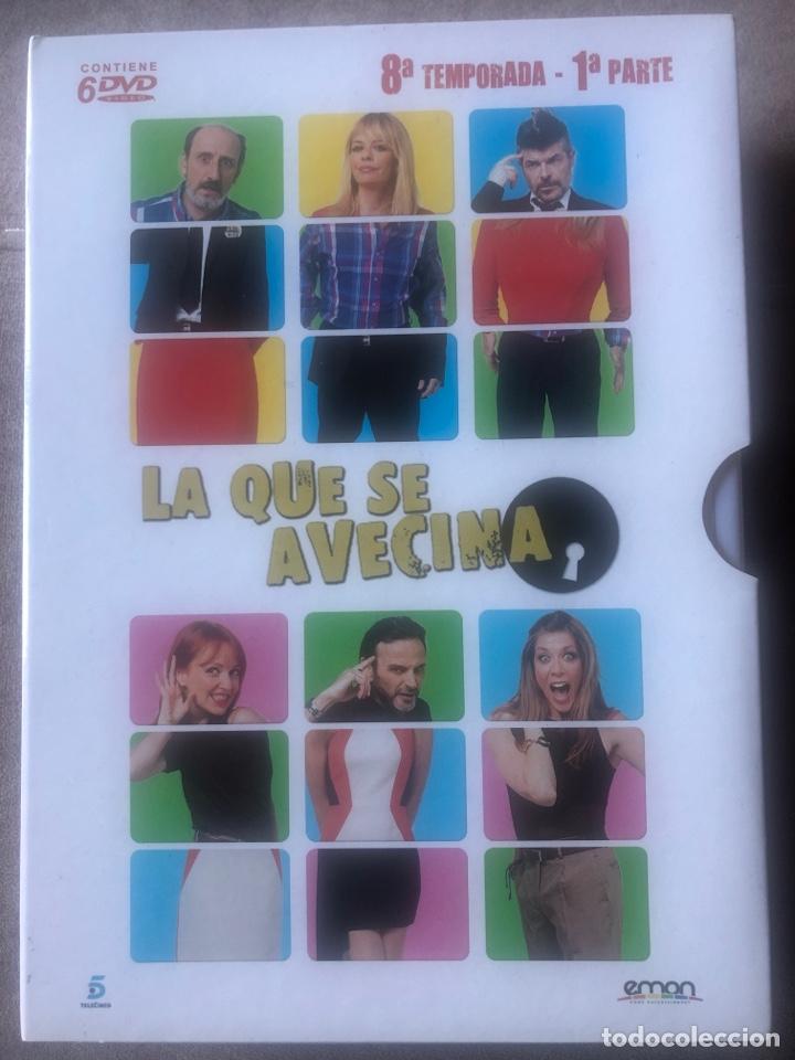LA QUE SE AVECINA - TEMPORADA 8, 1 PARTE (Series TV en DVD)